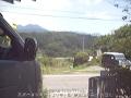 榛名山李ヶ岳方面